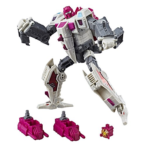 Transformers Generations Power of the Primes Voyager Terrorcon Hun-Gurrr Review
