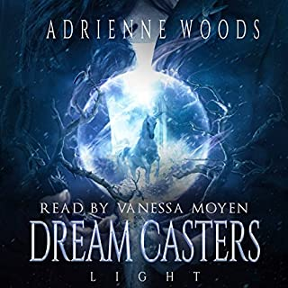 Dream Casters: Light audiobook cover art