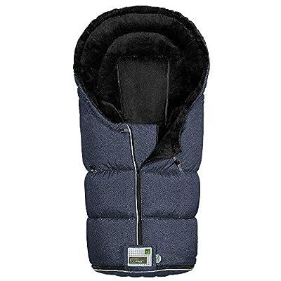 odenwälder Baby Nido Saco de lo Go Fashion | 12384| apto para todos los Carritos y Buggy | New Woven