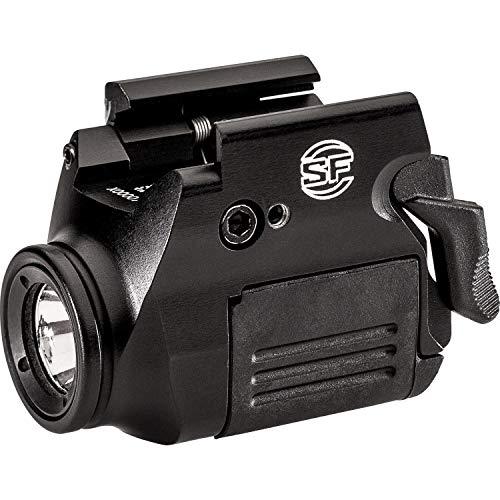 SureFire XSC Micro-Compact Handgun Light for The SIG SAUER P365 and P365 XL, Black