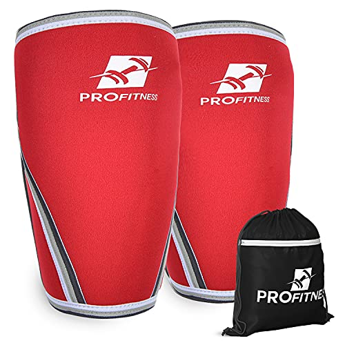 ProFitness Knee Sleeve Squat Support and Compression