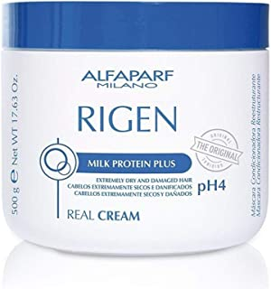 Alfaparf Rigen Milk Protein Plus Real Cream 500g
