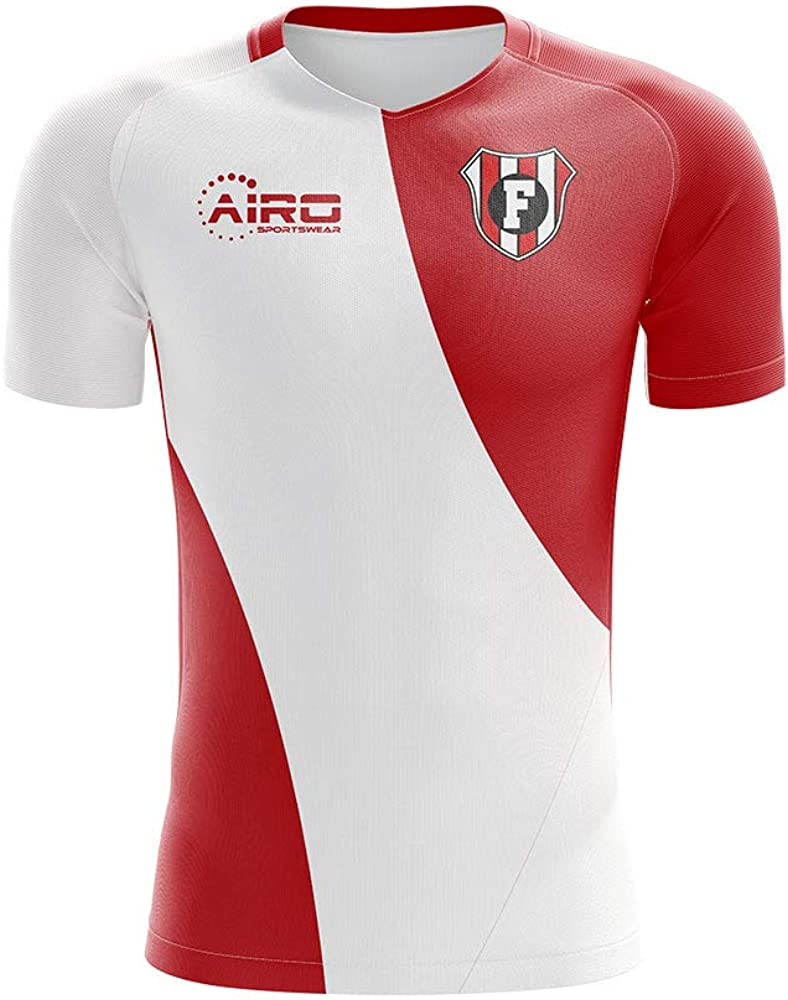 Amazon Com Airosportswear 2020 2021 Feyenoord Home Concept Football Soccer T Shirt Jersey Baby Sports Outdoors