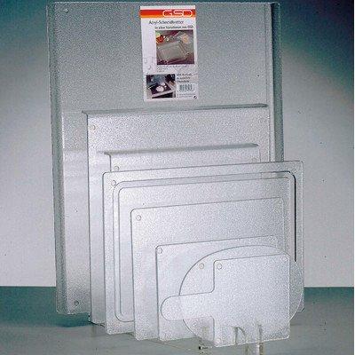 GSD 82 712 Présentoir pour Planche à découper en acryl, Plastique, Transparent, 15 cm