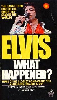 Mass Market Paperback Elvis: What Happened? Book