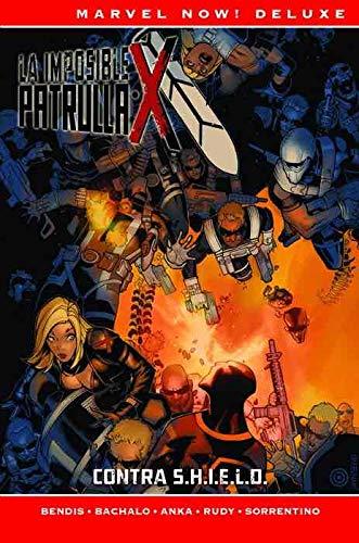 La imposible Patrulla-X 5. Contra S.H.I.E.L.D.
