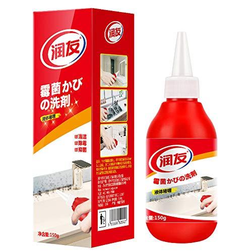 Harddo huishouden schimmelverwijderaar gel, anti-geur schimmel verwijderaar, muur schimmel reiniger, voor stof canvas rubber muren keuken