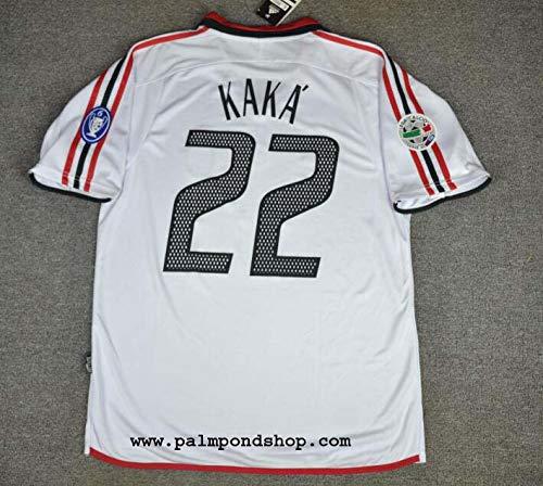 FM Kaká White Retro Jersey 2003-2004 (XL)