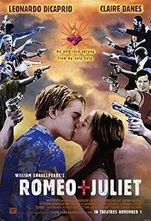 William Shakespeare's Romeo & Juliet POSTER Movie (11 x 17 Inches - 28cm x 44cm) (1996) (Style C)