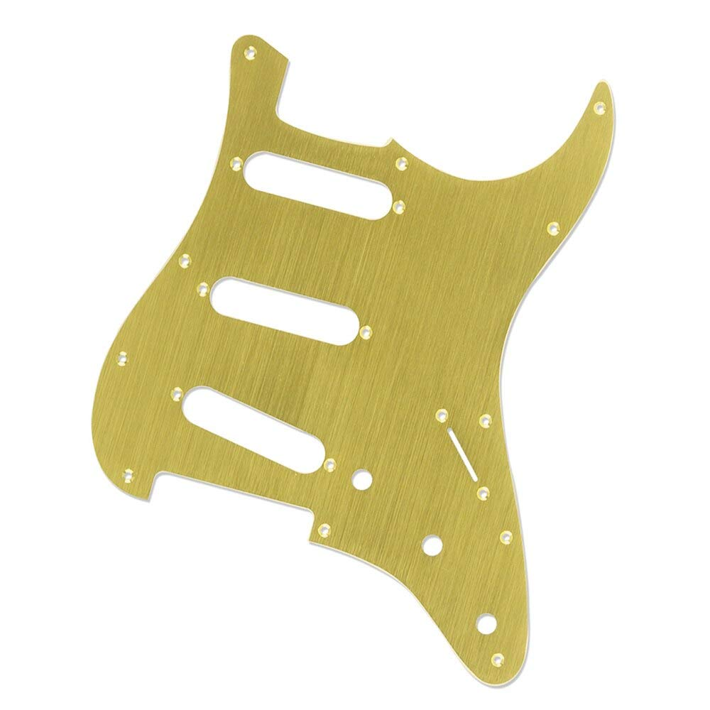 Guitar Parts 11-Hole Electric S Loaded Pickguard Prewired sale Excellent
