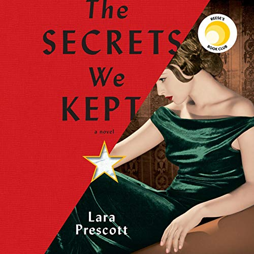 The Secrets We Kept audiobook cover art