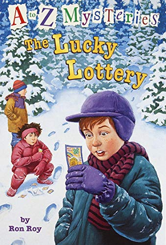 A to Z Mysteries: The Lucky Lotteryの詳細を見る