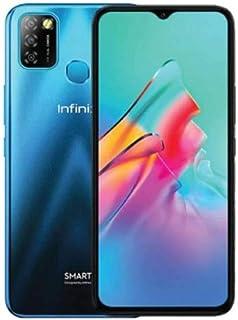 Infinix Smart 5 Dual SIM Mobile - 6.6 inch, 64 GB, 3 GB RAM, 4G - Ocean Wave