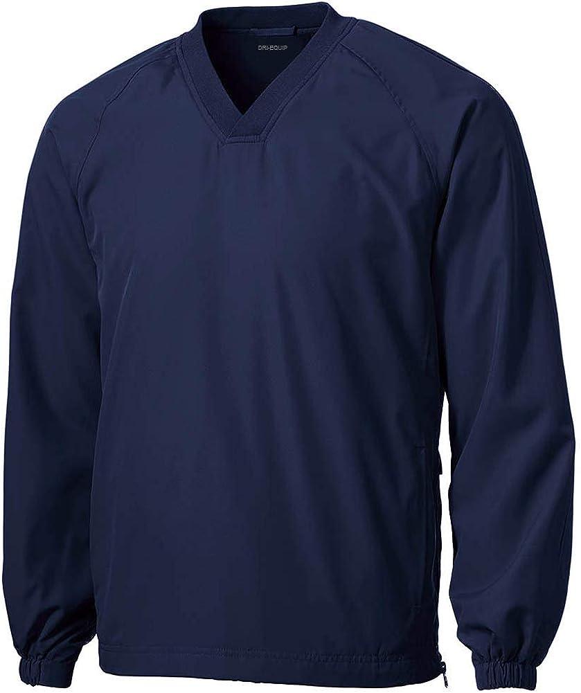 DRIEQUIP Mens V-Neck NEW before selling ☆ Raglan Shirt Sizes XS-6XL 1 year warranty Wind