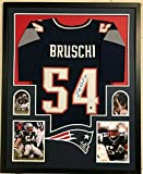 FRAMED TEDY BRUSCHI AUTOGRAPHED SIGNED NEW...