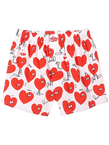 Lousy Livin Valentines Boxershort (Large)