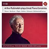 Arthur Rubinstein Plays Great Piano Concertos [11 CD]...