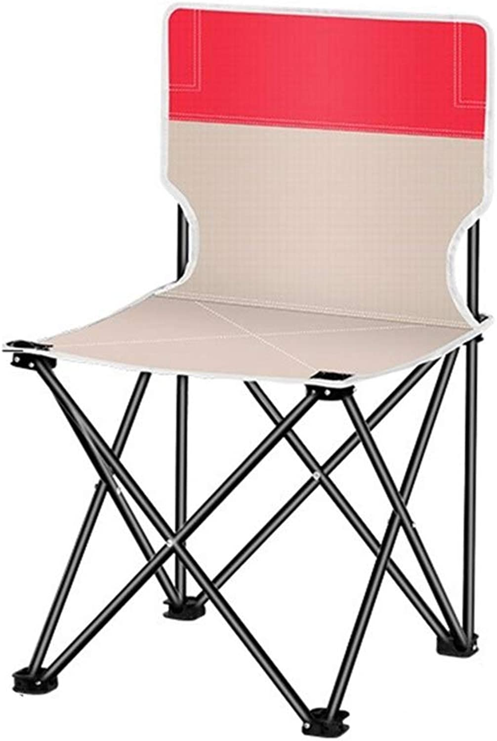 Director's Chair, Comfortable Durable Foldable Fishing Chair Portable Chair Easy to Store Stool Camping Chair