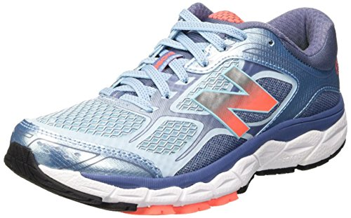 New Balance W860v6 Women's Running Shoes - AW16-5.5 - Blue