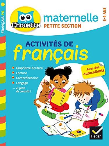 Français Petite Section (3/4 ans)