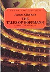 Jacques offenbach: the tales of hoffmann (vocal score)