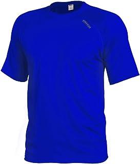 DRSKIN Cool Dry Short Sleeve Men Rash Guards UPF 50+