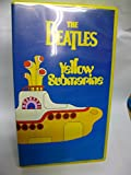 The BEATLES Yellow Submarine VHS PAL