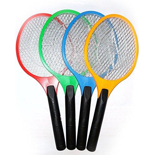 Relefree Ammazzamosche elettronico Electrico Racchetta matamosquitos per zanzare, mosche, Vespe, abejorros e altri insetti volanti
