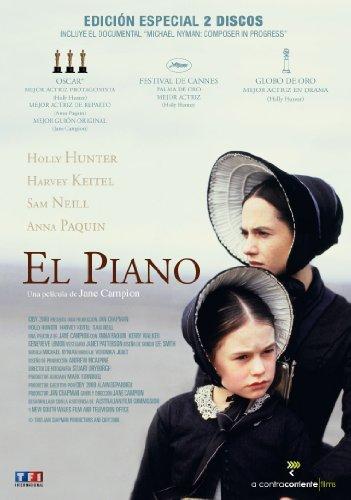 El Piano (The Piano) (1993) (2Dvd) (Import)