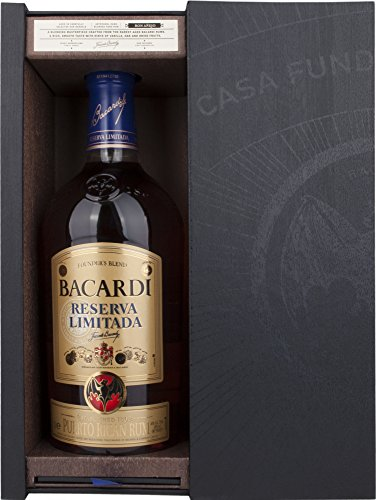 Bacardi Ron Reserva Limitada - 1000 ml