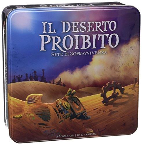 #19 IL DESERTO PROIBITO