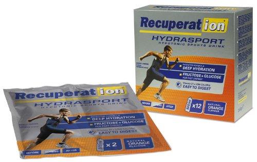 Recuperat-ion Sport Hydrasport sabor fresa | Bebida deportiva científ