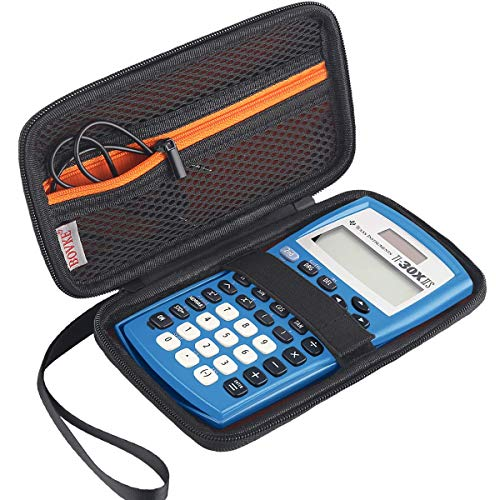 BOVKE Scientific Calculator Carrying Case for Texas Instruments...