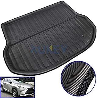 For NX 200T 300H 300 2015 2016 2017 2018 Tailored Boot Liner Cargo Tray Rear Trunk Liner Floor Mat Sheet Carpet Luggage Tr...