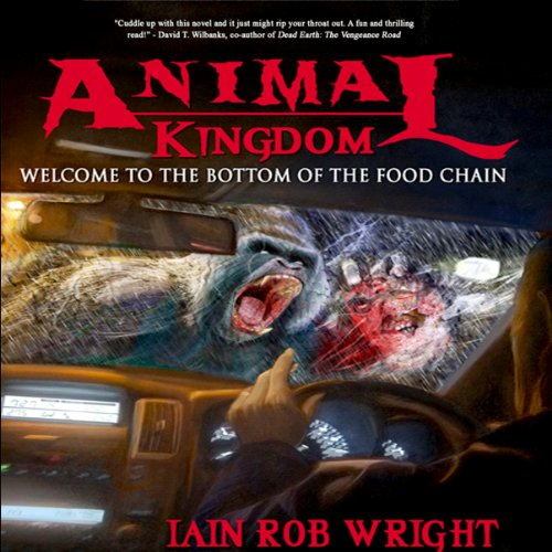 Animal Kingdom: An Apocalyptic Novel cover art