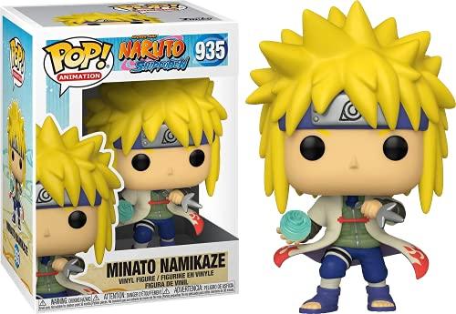 Funko Minato Pop Animation Naruto Exclusivo Special Edition