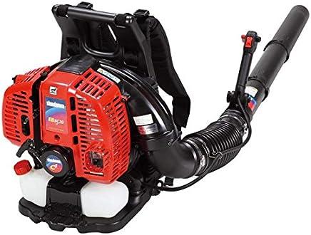 2 tiempos 2,7 kW OUKANING Soplador de hojas de gasolina soplador de hojas R 65 CC port/átil