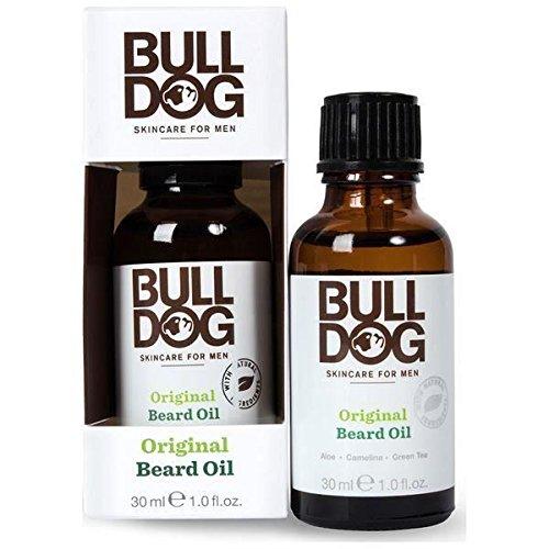 THREE PACKS of Bull Dog Original Beard Oil 30 ml