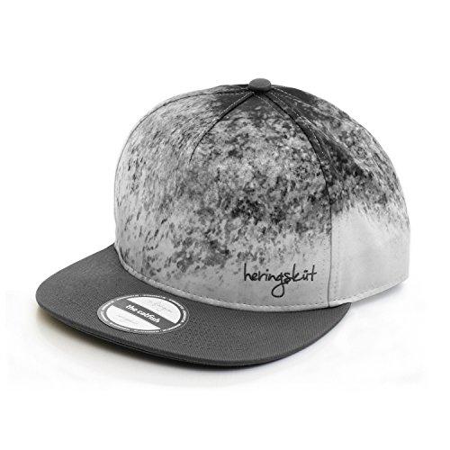 heringsküt Angel Cap I Basecap für Angler Snapback Anglerkappe Unisex I One Size 56 cm – 62 cm, Motiv Wels