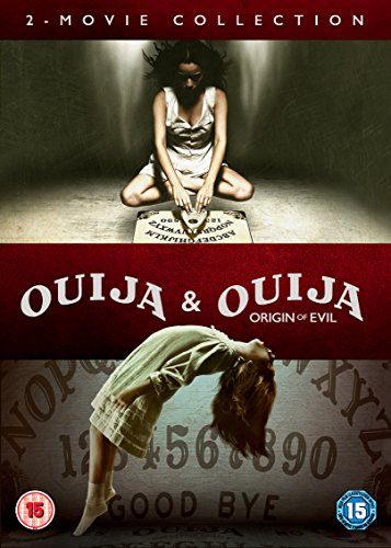 Ouija / Ouija: Origin of Evil Box Set (DVD + Digital Download) [2016] UK-Import, Sprache-Englisch