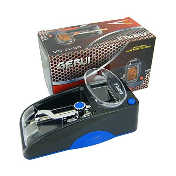 Electric Cigarette Rolling Machine with packaging