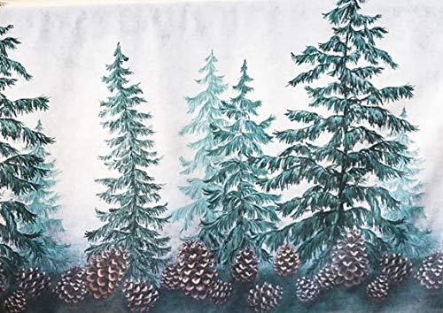 Proflax Tischdecke Woodland (150x250)