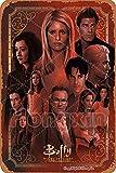 HONGXIN Buffy The Vampire Slayer Art Poster Vintage