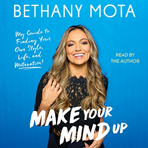 Make Your Mind Up audiobook cover art