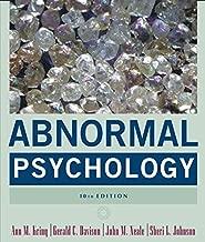 Abnormal Psychology by Ann Kring (2006-02-10)