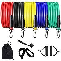 Furado 5 Stackable Exercise Bands Set