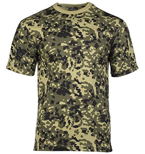 Mil-Tec Leichtes US Army Tarnshirt(Dänischtarn/3XL)