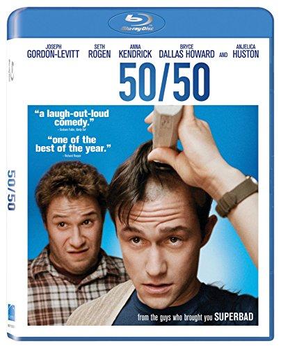 50 / 50 [Blu-ray] [Importado]