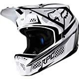 Fox Racing Rampage Pro Carbon Helmet White, S