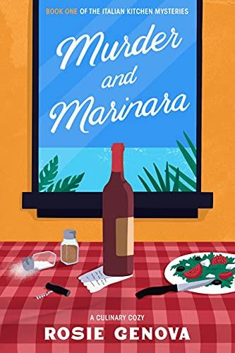 Murder and Marinara by [Rosie Genova]
